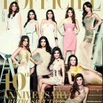 L'Officiel's 10th Anniversary Cover:(Un)Covered