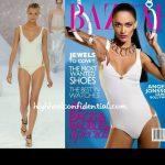 Angela on Harper's Bazaar:(Un)Covered