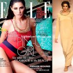 Nargis On Elle: (Un)Covered