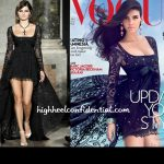 Diana on Vogue:(Un)Covered