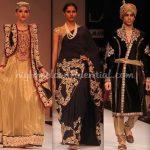 LFW Winter/Festive 2012: Shyamal And Bhumika