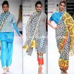 LFW Winter/Festive 2012: Surendri by Yogesh Chaudhary