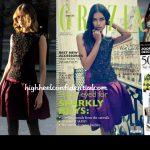Lakshmi on Grazia: (Un)Covered