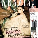 Alia On Grazia: (Un)Covered