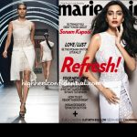 Sonam on Marie Claire: (Un)Covered