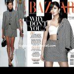 Katrina on Harper's Bazaar: (Un)Covered