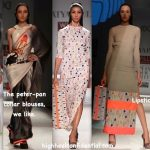 WIFW A/W 2013: Masaba For Satya Paul