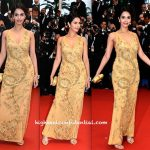 Mallika At Cannes 2013: The Great Gatsby Screening
