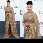 Aishwarya At Cannes 2013: amfAR's 20th Annual Cinema Against AIDS