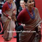 Vidya At Cannes 2013: Young And Beautiful Screening