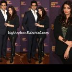 Abhishek and Aishwarya at Chime For Change Concert
