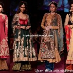 LFW A/W 2013: Shyamal And Bhumika