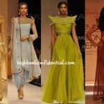 LFW A/W 2013: Shilpa Reddy