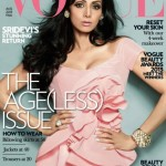 Sridevi on Vogue India:(Un)Covered