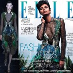 Lakshmi On Elle: (Un)Covered
