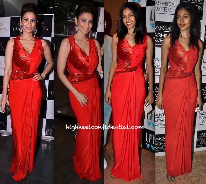 Shaheen Abbas At Her Fine Jewelry Collection Launch In Amit Aggarwal-2