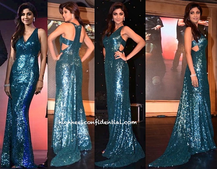 Shilpa Shetty In Rajat Tangri At 'Nach Baliye' Season 6 Launch:Press Conf-1