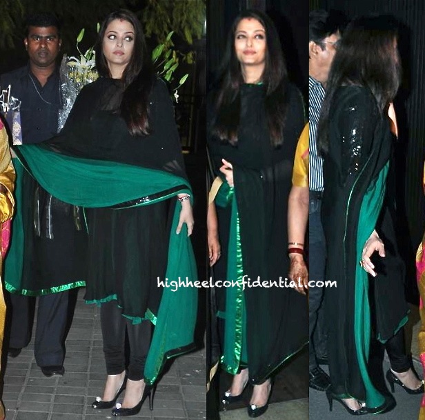 aishwarya rai bachchan at ghai bash-1