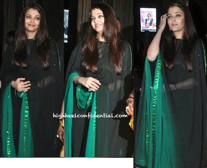aishwarya rai bachchan at ghai bash-2