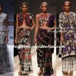 India Fashion Week S/S 2014: Krishna Mehta