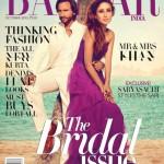 Saif and Kareena on Harper's Bazaar:(Un)Covered
