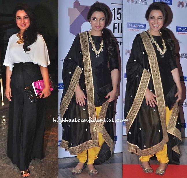 tisca chopra at farhad samar scandal point book launch-mumbai film festival 2013-1