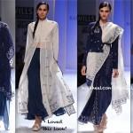 India Fashion Week S/S 2014: Rahul Mishra