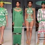 India Fashion Week S/S 2014: Surendri