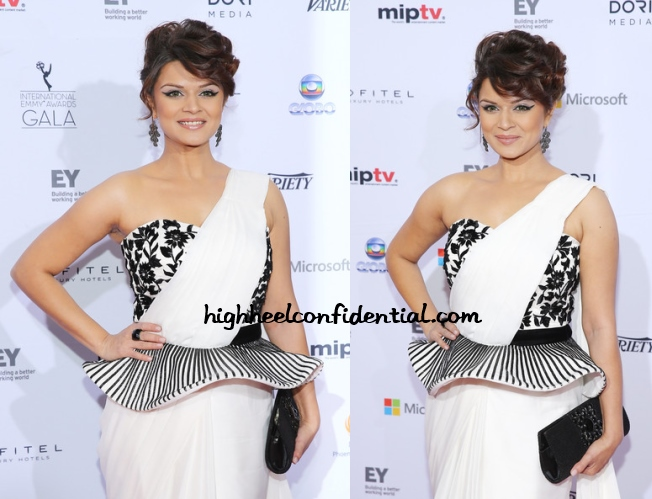 aashka-goradia-mapxencars-international-emmy-awards-2013-1