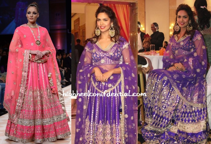 esha-gupta-anita-dongre-wedding-1