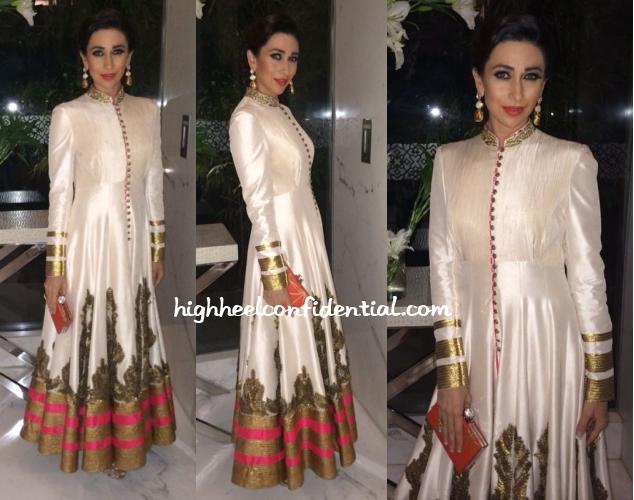 karisma-kapoor-shantanu-nikhil-wedding-awards-2013