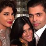 Priyanka, Ekta and Karan on Verve:(Un)Covered