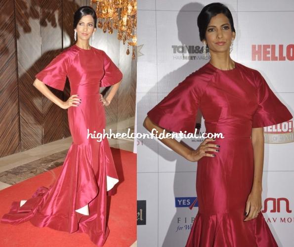 poorna-jagannathan-gauri-nainika-hello-hall-fame-awards-2013-1
