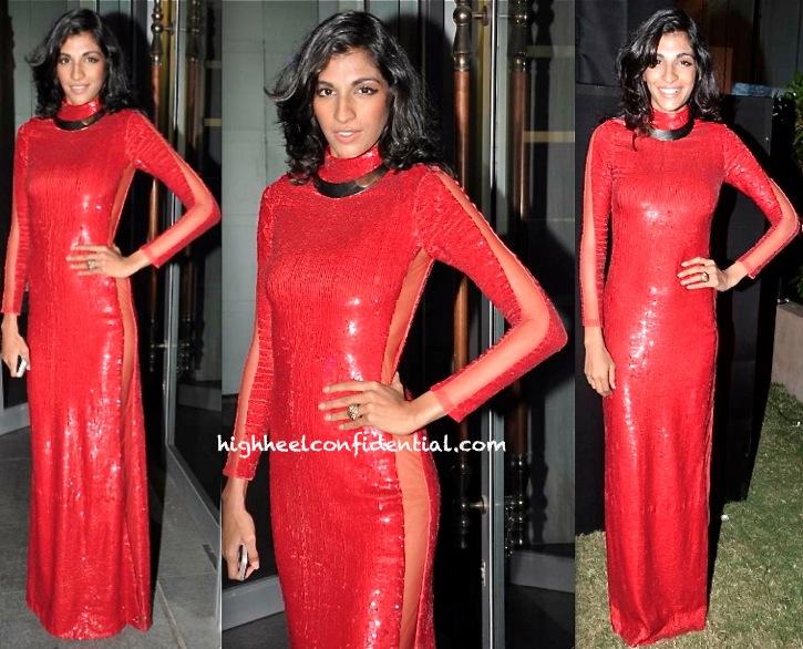 Anushka Manchanda In Sailex At Grey Goose Style Du Jour Event