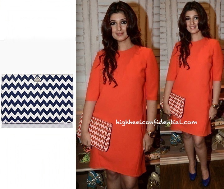 Twinkle Khanna At Bandra 190 Launch