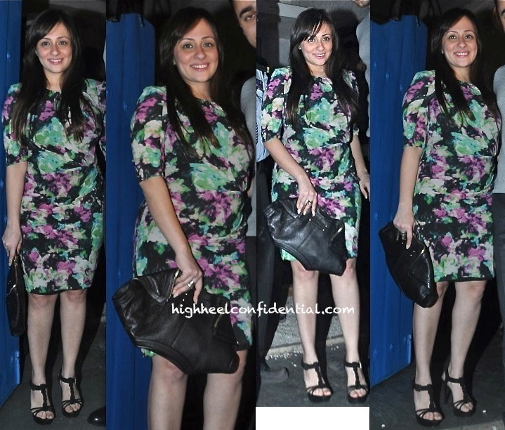 avantika malik at r rajkumar success bash