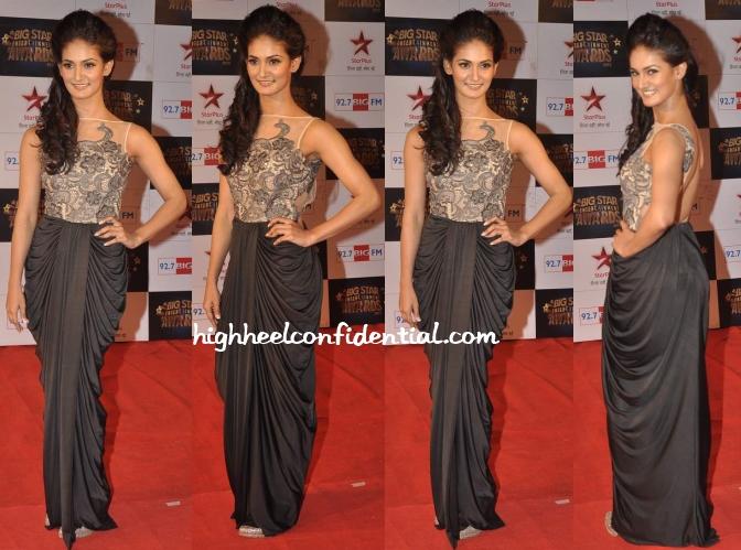 mukti-mohan-Siddartha-Tytler-big-star-entertainment-awards-2013