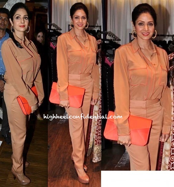 sridevi at bandra 190 launch