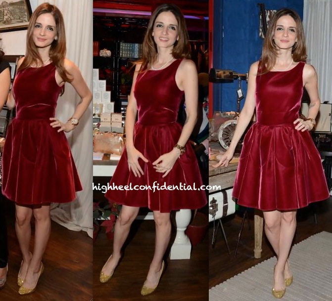 sussanne khan in alaia at bandra 190 launch