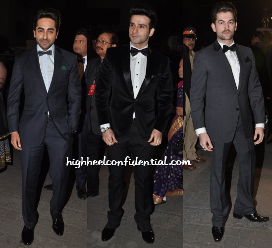 ayushmann-girish-neil-nitin-filmfare-awards-2014