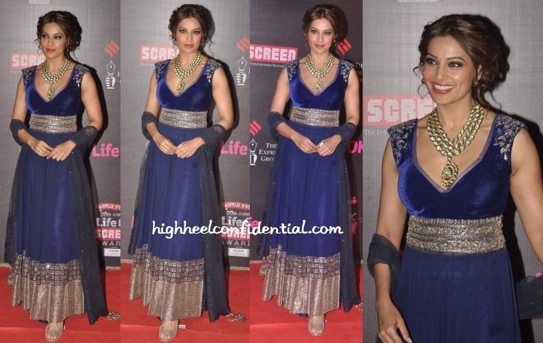 bipasha-basu-manish-malhotra-life-ok-screen-awards-2014