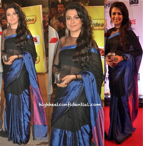 filmfare awards 2014-mini mathur