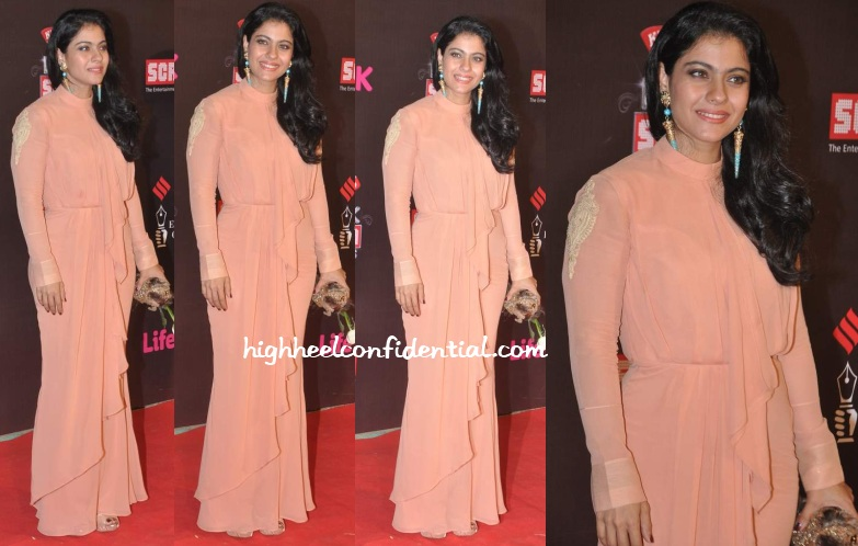 kajol-shantanu-nikhil-life-ok-screen-awards-2014