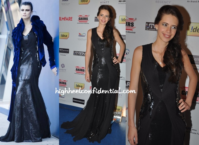 kalki-koechlin-gaurav-gupta-filmfare-awards-nominations-party-2014