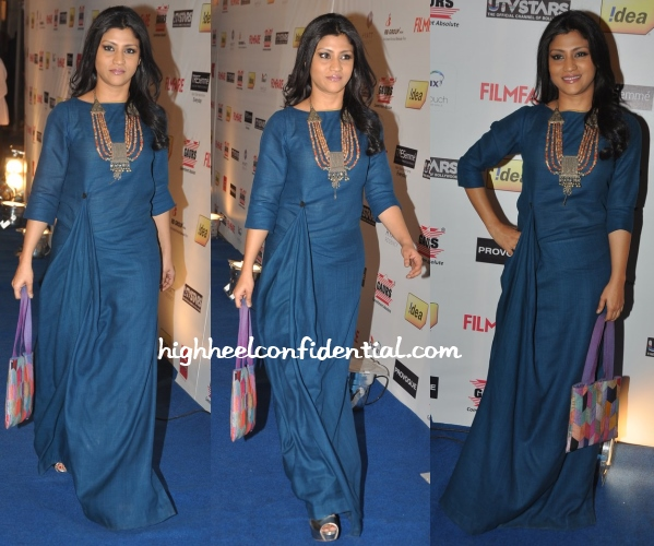 konkona-sen-sharma-payal-khandwala-filmfare-nominations-bash-2014