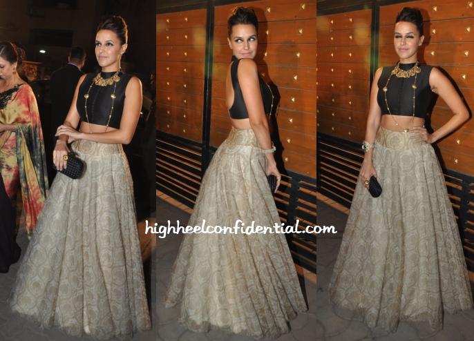 neha-dhupia-payal-singhal-anju-modi-filmfare-awards-2014