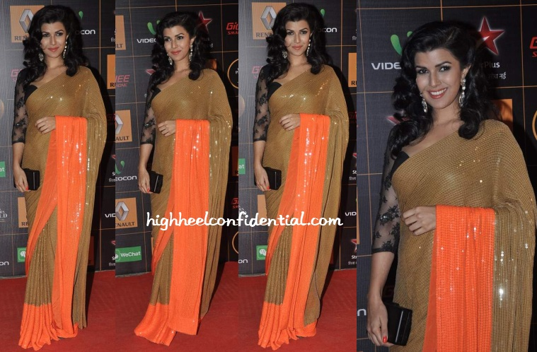 nimrat-kaur-atsu-star-guild-awards-2014
