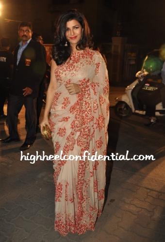 nimrat-kaur-shehla-filmfare-awards-2014-sari