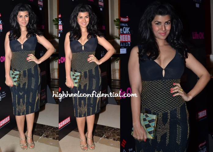 nimrat-kaur-zara-umrigar-screen-awards-nominations-party