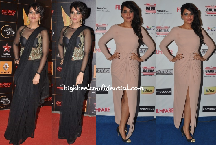 richa-chadda-valentino-varun-bahl-filmfare-bash-star-guild-awards